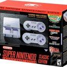 Nintendo SNES Mini Classic Console + 21 Built-in Games