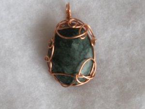 African Jade gem
