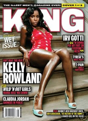 King Magazine: Kelly Rowland