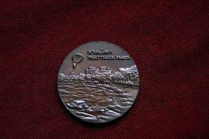 Commemorative coin - Pattaya City Chonburi Province Thailand