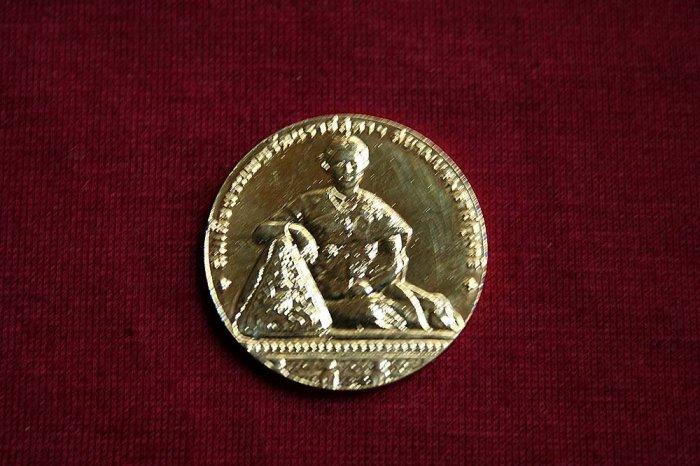Commemorative coin -Thailand culture