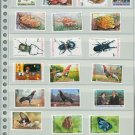Thailand 10 Different MNH Complete Sets 2001/22pcs