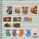 Thailand 9 Different MNH Complete Sets 2003/2004-20pcs