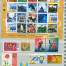 THAILAND-UNSEEN SHEET+7 Different MNH Complete Sets 2004-28pcs