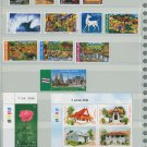 Thailand 10 Different MNH Complete Sets 2005, 2006/20pcs
