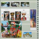 Thailand 6 Different MNH Complete Sets -16pcs