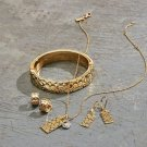 Gold Coach Jewelry Sets