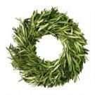 "20"" Fresh Olive Branch Wreath"