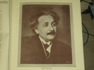 RARE New Palestine Magazine 1925 Albert Einstein Maps Photos Ads