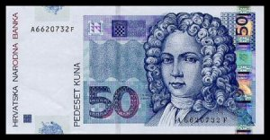CROATIA - 50 KUNA 2002, Pick 40, UNCIRKULATED
