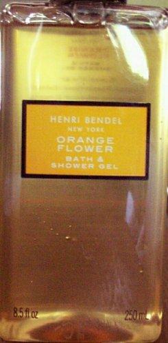 HENRI BENDEL ORANGE FLOWER Bath and Shower Gel *RETIRED scented Bath & Body Works