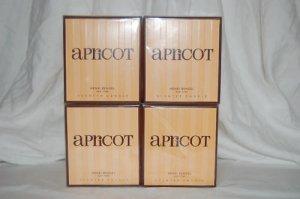 HENRI BENDEL Scented Candle APRICOT  - burns 60 hour