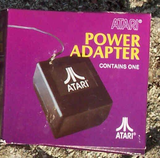 Atari 2600 Power Pack New In Box