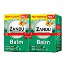 Zandu Balm 50 ml  pain relief (PACK OF 2)