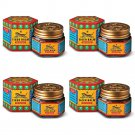 Tiger Balm Red Ointment For Effective Relief From Sprains, Pains,  21ml pack of 4
