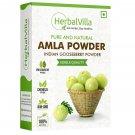 Amla Indian Gooseberry Powder for Hair Growth (250 Grams), Black Colour,