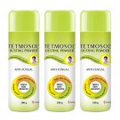 Tetmosol Anti-fungal Dusting Powder 100gm pack of 3 for skin itching .