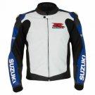 Suzuki GSXR Motorcycle Jackets Racing Leather Motorbike Sports Biker Protective