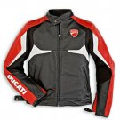 Ducati Street Racing Men Motorcycle Motorbike CE Protected Leather Jacket Sport