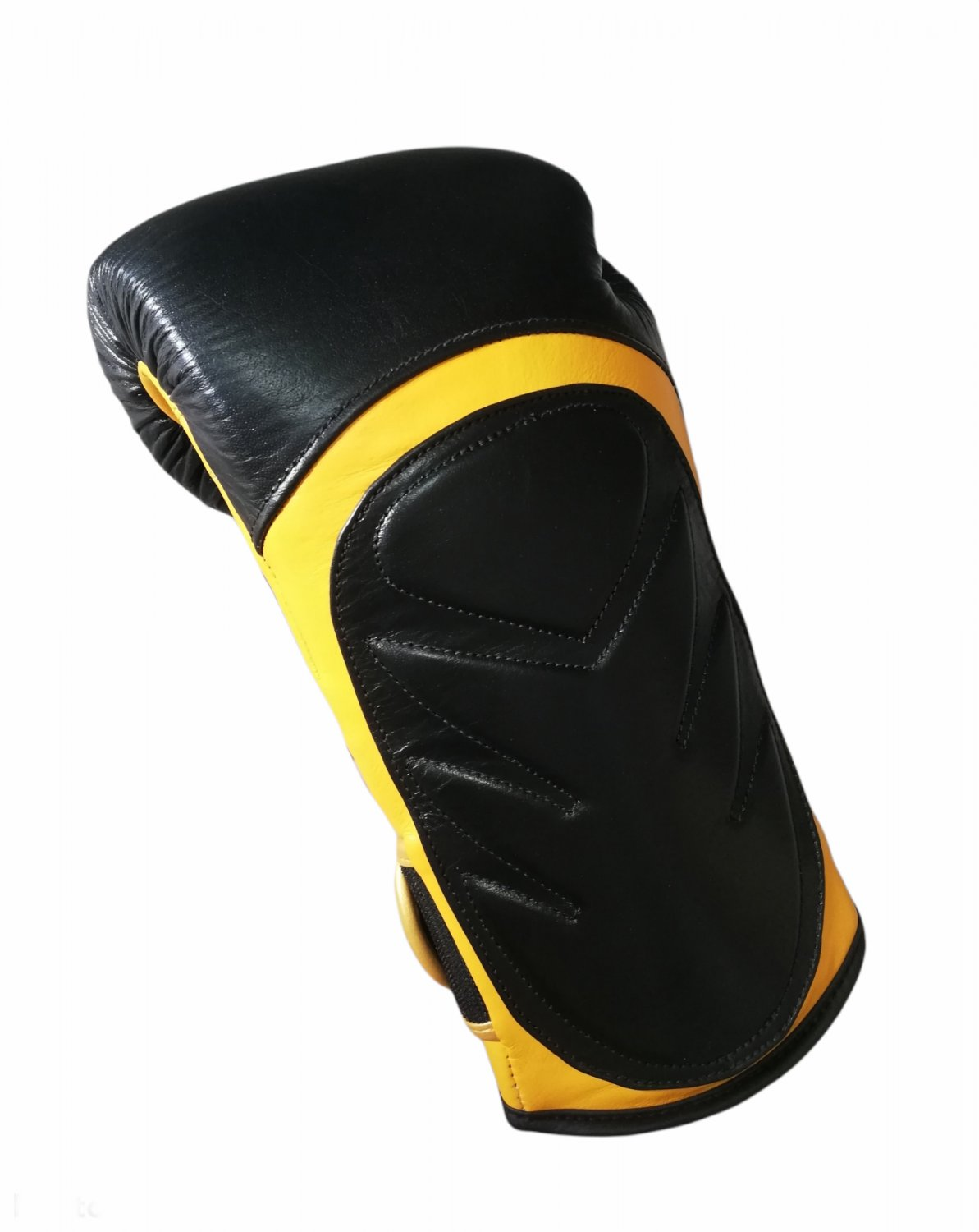 Twins Design Custom Made Logo Boxing Real Leather Gloves