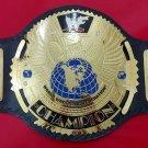 WWF Attitude Era Scratch Logo BIG EAGLE World Heavyweight Championship Belt