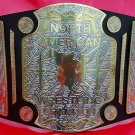 North American Mid South Heavyweight Wrestling Title Championship Belt
