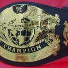WWF Undisputed Wrestling Championship Belt Adult Size