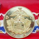 ROCKY RING MAGAZINE Boxing Championship Belt