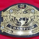 """NEW"" WWE Undisputed Wrestling Championship Belt Adult Size"