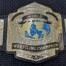 WCWA World Class Wrestling Association, Championship Belt Zinc Plates