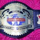 WCW Cruiserweight World Wrestling Championship Belt Adult Size