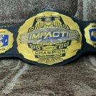 WORLD IMPACT Wrestling Championship Belt.Adult Size.