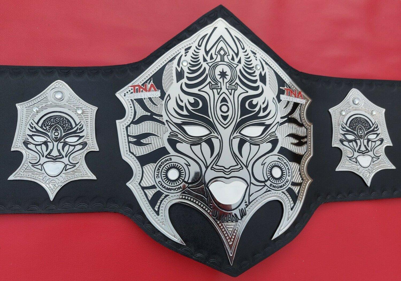 Jeff Hardy�s TNA Impact World Title Wrestling Belt