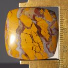 brecciated jasper cabochon, 27X27.5mm square