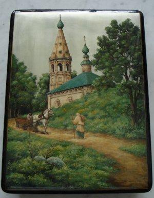 (Fedoskino) Village Church