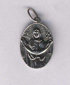 "Silver Medal ""Holy Protection"" (Pokrovskaya)"