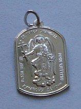 Guardian Angel Medal (Silver)