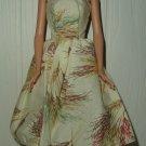 Barbie Doll Type Dress Harvest Wheat