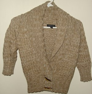 bebe Shrug Cardigan knit Sweater