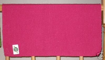 Mayatex Western Saddle Blanket Pink