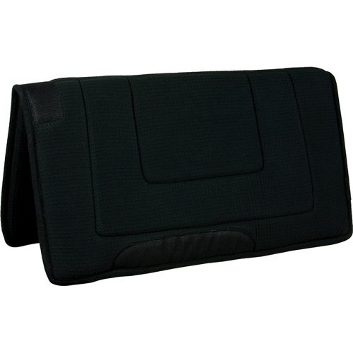 Pro Air Saddle Pad Blanket Therapy Horse Tack Blk 32x32
