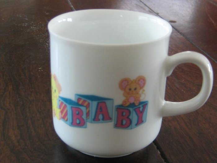 Russ Berrie & Co. Popples? Critters Baby Cup