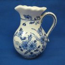 De Porceleyne Fles Royal Delft Blue and White Flared Rim Pitcher