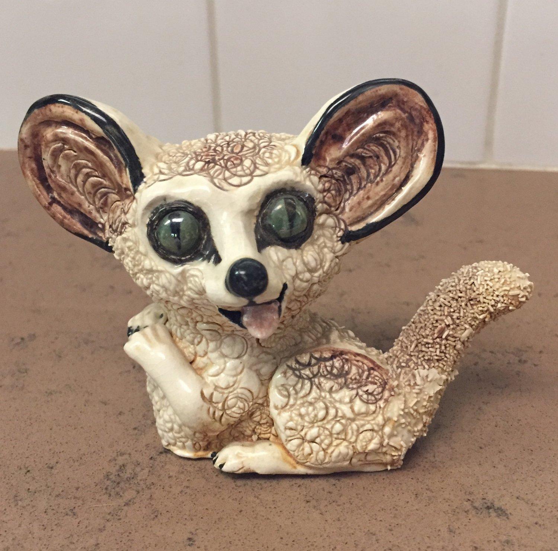 Rare Basil Matthews Figurine England Galago or Bush Baby