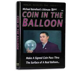 Coin In A Balloon