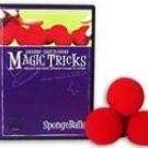 Amazing Easy To Learn Magic Tricks With Spongeballs