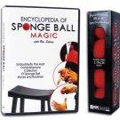 Encyclopedia of Sponge Ball Magic DVD
