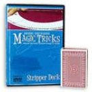 Amazing Easy To Learn Magic Tricks with A Stripper Deck
