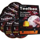 Toolbox of Ultimate Card Moves - Simon Lovell