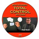 Total Control with Cards - Rudy Hunter